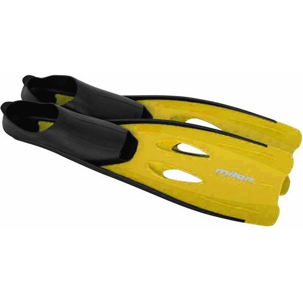 Miton WAVE 38-39 żółty  - Płetwy do nurkowania