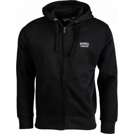 Pánská mikina - Russell Athletic ZIP THROUGH HOODY - 7