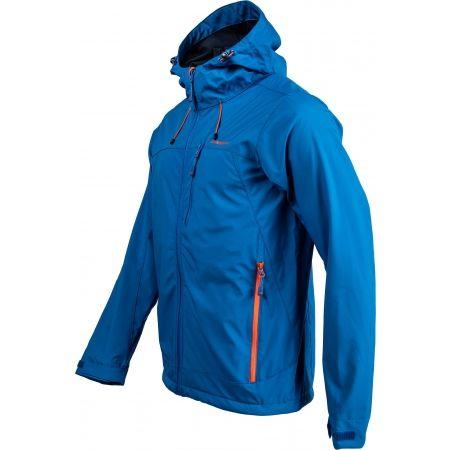 Pánska softshellová bunda - Crossroad OLIN - 2