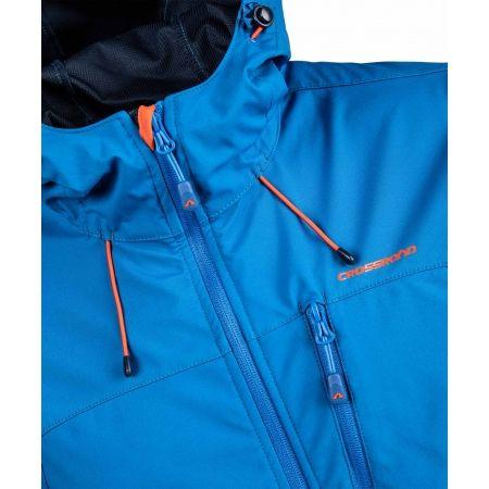 Pánska softshellová bunda - Crossroad OLIN - 4