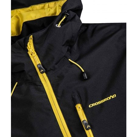 Pánská outdoorová bunda - Crossroad PIKE - 5