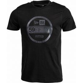 New Era VISOR STICKER TEE - Pánské triko