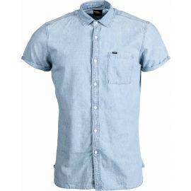 O'Neill LM CHAMBRAY S/SLV SHIRT - Pánska košeľa