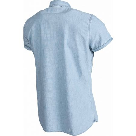 Pánska košeľa - O'Neill LM CHAMBRAY S/SLV SHIRT - 4