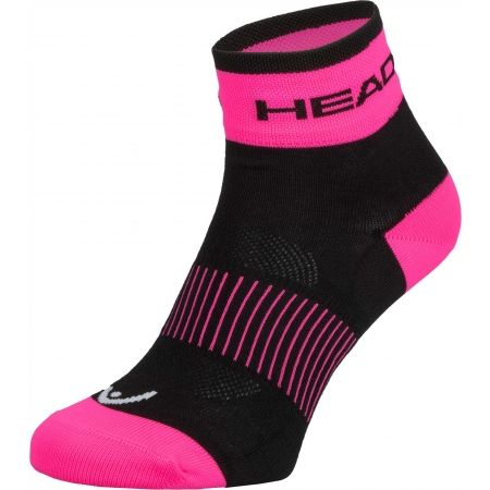 Head SOCKS YELLOW - Skarpety rowerowe