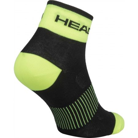 Cycling socks - Head SOCKS YELLOW - 2