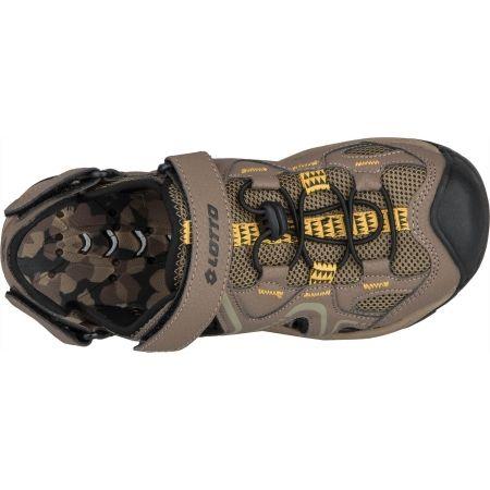 Pánské sandály - Lotto MARBLE - 5