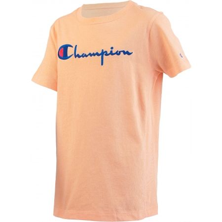 Dámské triko - Champion CREWNECK T-SHIRT - 2