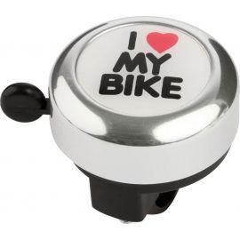 Kross I LOVE MY BIKE - Cyklistický zvonček