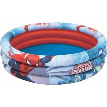 Nafukovací bazén - Bestway SPIDER-MAN RING POOL - 3