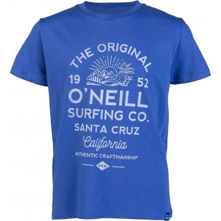 Chlapčenské tričko - O'Neill LB THE ORIGINAL S/SLV T-SHIRT - 1
