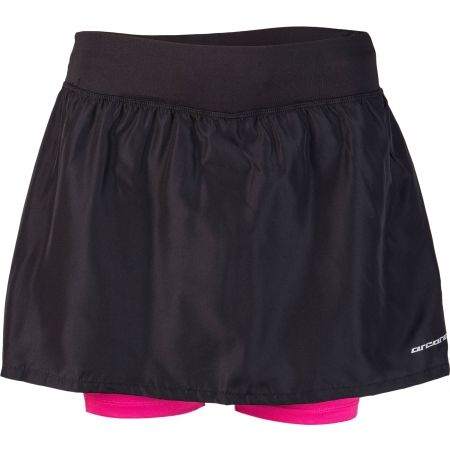 Women's running shorts with a skirt - Arcore ARIANA - 1
