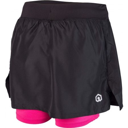 Women's running shorts with a skirt - Arcore ARIANA - 2