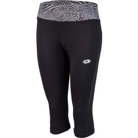 Lotto X-RUN LEGGINGS MID BS PL W