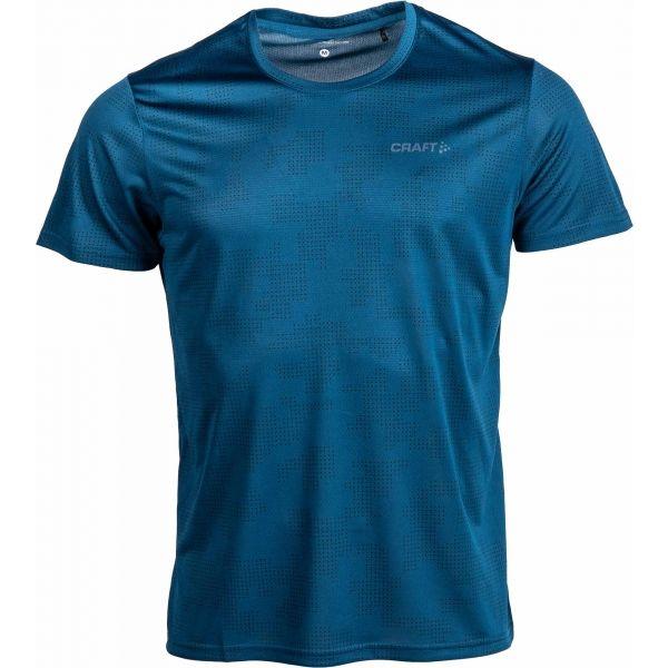 Craft FLY TEE M modrá L - Pánské funkční triko