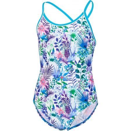 Girls' one-piece swimsuit - Aress LUMA - 2