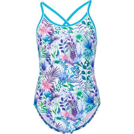 Girls' one-piece swimsuit - Aress LUMA - 1
