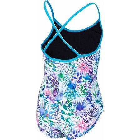 Girls' one-piece swimsuit - Aress LUMA - 3