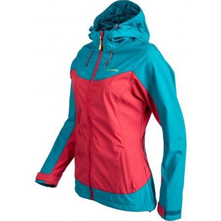 Women's softshell jacket - Crossroad REBA - 2