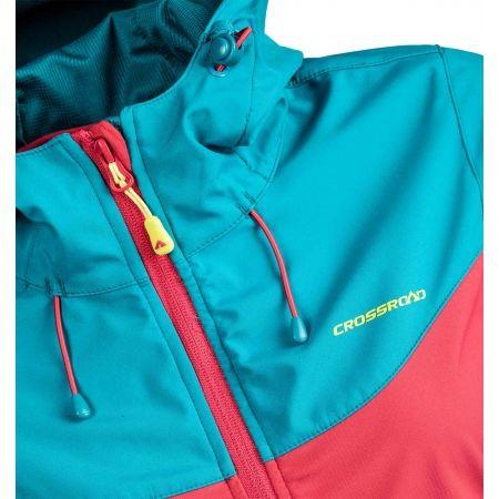 Women's softshell jacket - Crossroad REBA - 4