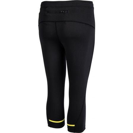 Pánske trojštvrťové nohavice - Lotto X-RUN LEGGINGS MID BS PL - 3