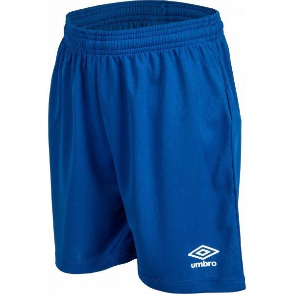 Umbro CLUB SHORT II JNR modrá XL - Chlapecké sportovní trenky