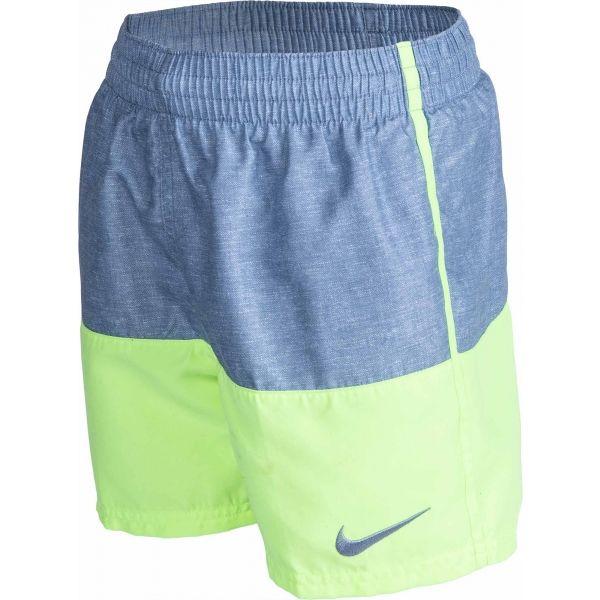 Nike LINEN SPLIT BOYS - Chlapčenské šortky do vody