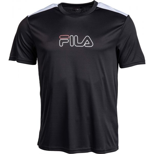 Fila EROL TEE čierna M - Pánske tričko