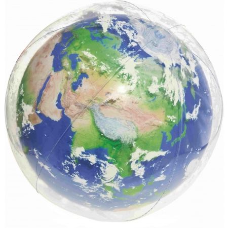 Надуваема топка - Bestway EARTH EXPLORER GLOWBALL - 2