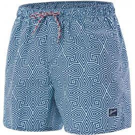 Speedo VINTAGE PRINTED 14 WATERSHORT - Pánske plavecké šortky