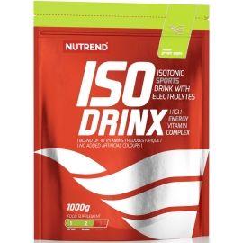 Nutrend ISODRINX ZELENÉ JABLKO 1000G - Sportovní nápoj