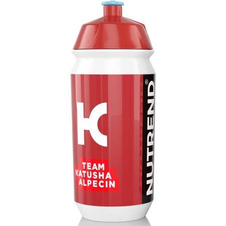 Sportovní lahev - Nutrend BIDON 500ML KATUSHA 2019 - 2