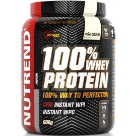 Nutrend 100% WHEY PROTEIN PIŇA COLADA - Proteín