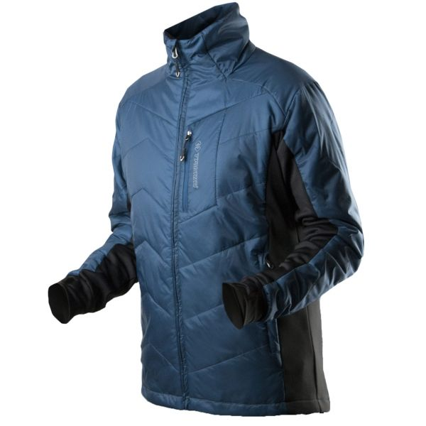 TRIMM BREEZA tmavo modrá Pánska celoročná bunda M Trimm