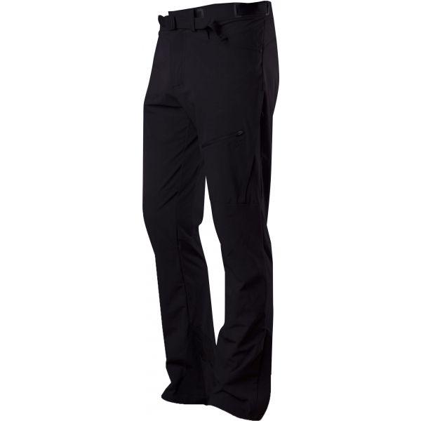 TRIMM FJORD čierna Pánske nohavice S Trimm