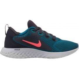 Nike REBEL LEGEND REACT - Juniorská běžecká obuv