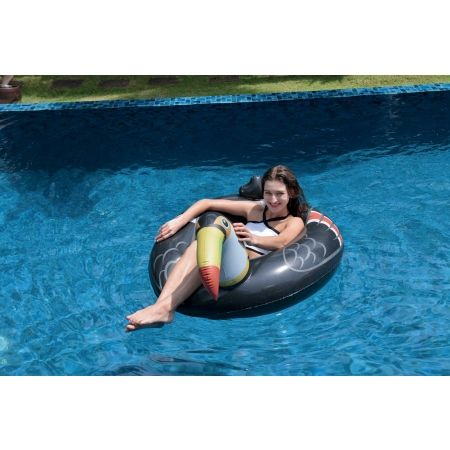 Inflatable swim ring - HS Sport TOUCAN - 4