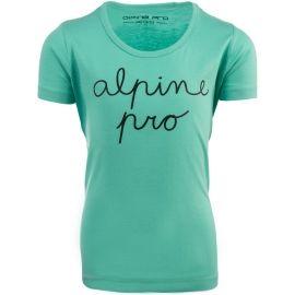 ALPINE PRO GRETO - Detské tričko