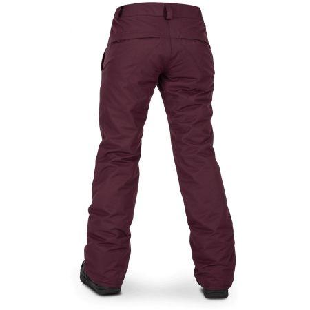 Dámské zimní kalhoty - Volcom FROCHICKIE INS PANT - 2