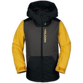 Volcom VERNON INS JACKET - Chlapecká lyžařská/snowboardová bunda
