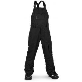 Volcom BARKLEY BIB OVERALL - Detské lyžiarske nohavice