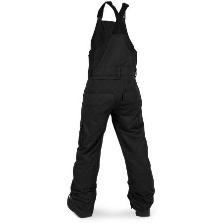 Pantaloni schi copii - Volcom BARKLEY BIB OVERALL - 2