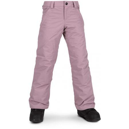 Volcom FROCHICKIDEE INS PNT - Dívčí lyžařské/snowboardové kalhoty