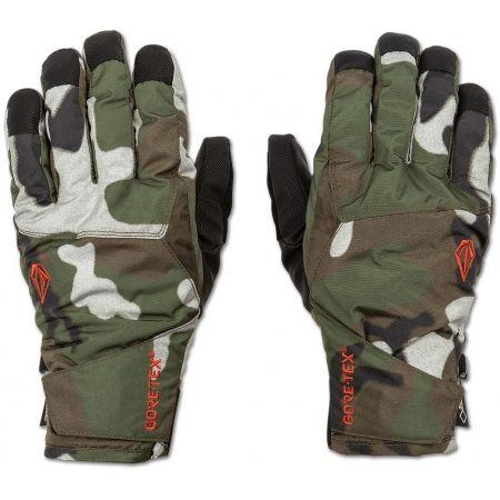 Мъжки ръкавици - Volcom CP2 GORE-TEX GLOVE - 1