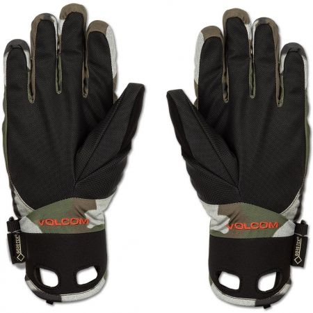 Pánske rukavice - Volcom CP2 GORE-TEX GLOVE - 2