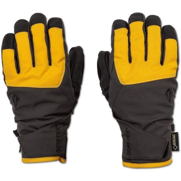 Volcom CP2 GORE-TEX GLOVE čierna XL - Pánske rukavice