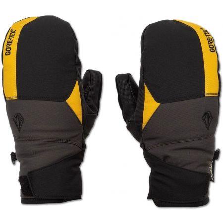 Мъжки ръкавици - Volcom STAY DRY GORE MITT - 1
