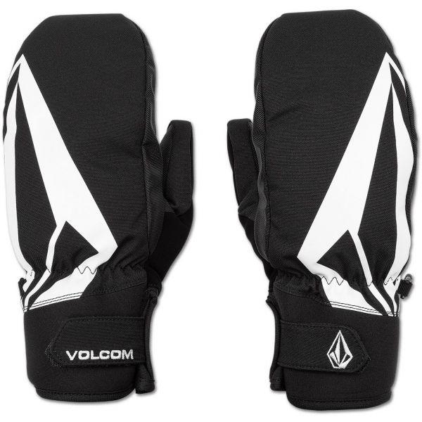 Volcom NYLE MITT čierna S - Pánske rukavice