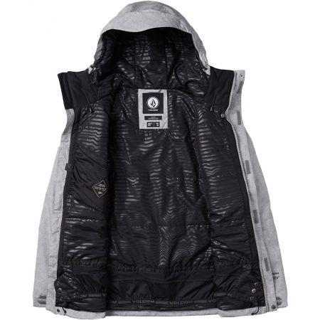 Pánská lyžařská/snowboardová bunda - Volcom L INS GORE-TEXR JKT - 3