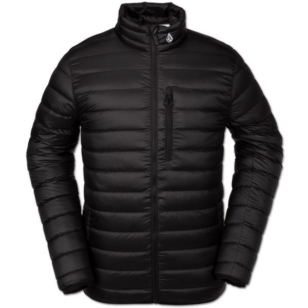 Volcom PUFF PUFF GIVE čierna XL - Pánska bunda